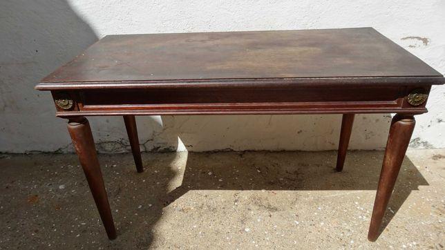 Mesa de centro de sala antiga p/ restaurar