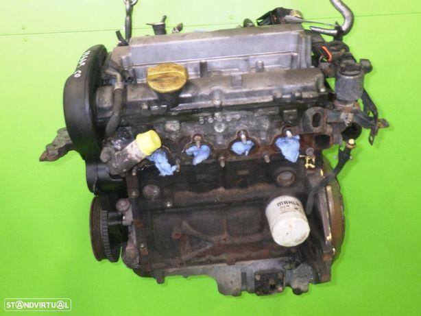 OPEL: 55555717 Motor OPEL VECTRA C GTS (Z02) 1.8 16V (F68)