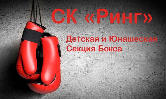 Секция бокса для детей и взрослых (Правый берег, ДК Энергетиков)