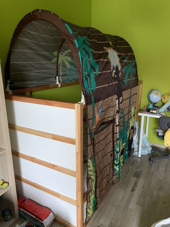 Lóżko Ikea dla dziecka