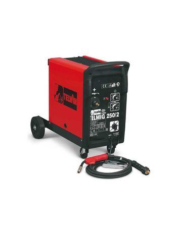 Máquina Soldar MIG-MAG Telwin Telmig 281/2 Turbo monofásica