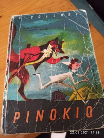 Lektura Pinokio oddam zadarmo