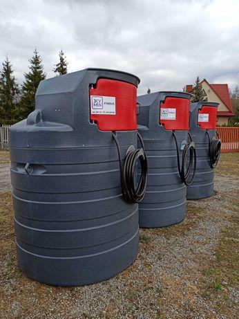 2500L 1500L zbiornik ON ropa paliwo, różne wyposażenia, DOSTAWA