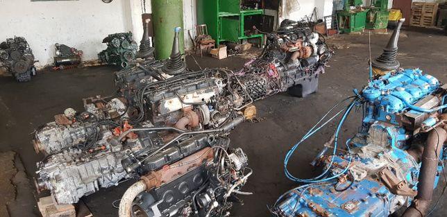 Двигатели VOLVO SCANIA IVECO к грузовой технике