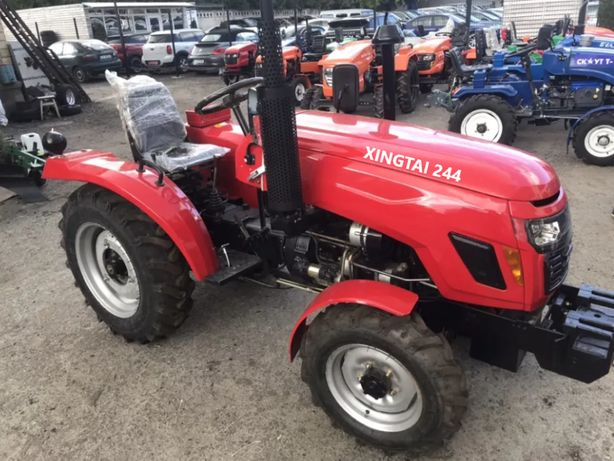 Мінітрактор Сінтай 244 THL (24 к.с. 4x4 8 передач) трактор Xingtai 244