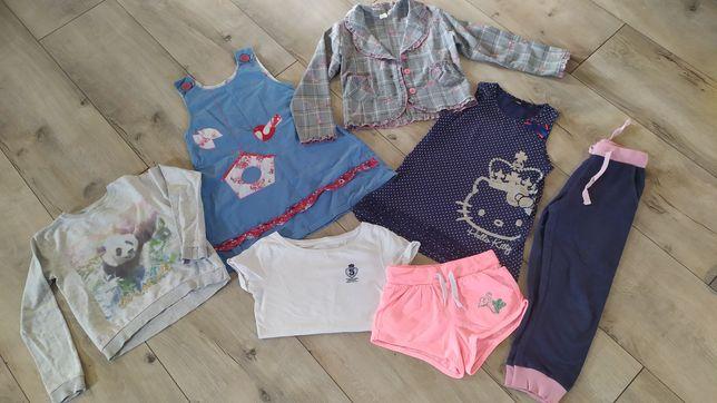 Zestaw ubrań 134-140