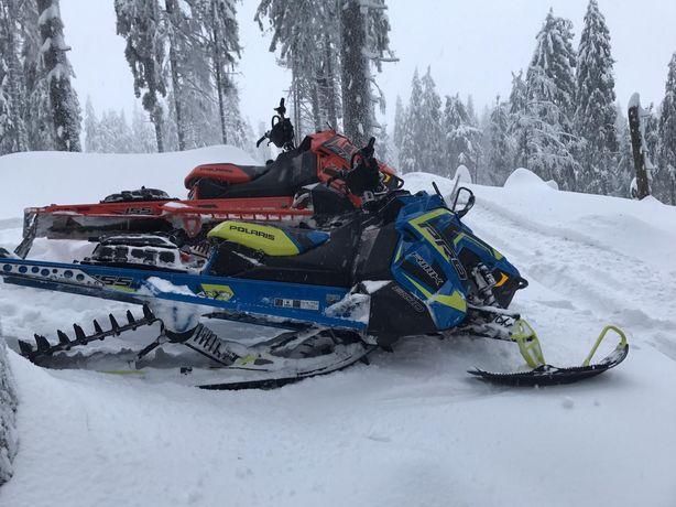 Polaris pro rmk 2018 skuter sniezny