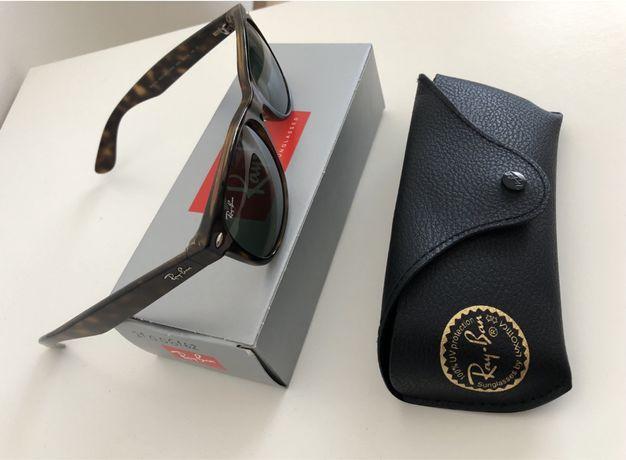 Óculos de sol marca RayBan novos