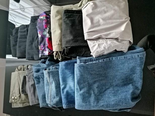 13 par spodni ciążowych