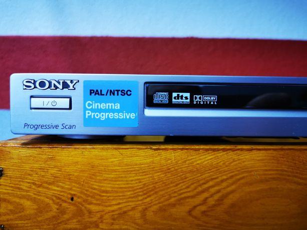 SONY Odtwarzacz DVD CD Player