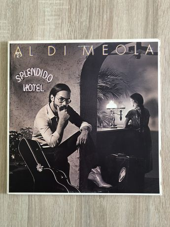 Al Di Meola Splendino Hotel USA 1980 EX 2LP
