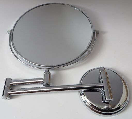 Зеркало косметическое поворотное двухстороннее