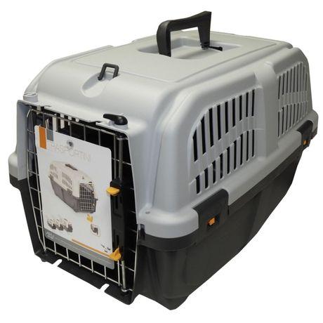 Mala Transporte Cães / Gatos - Marca SKUDO - Normas IATA