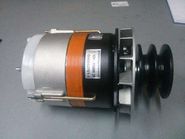 Alternator 1150W 12V dwa paski MTZ Pronar Belarus 1025