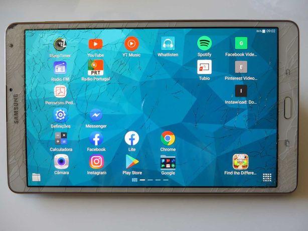Tablet Samsung Galaxy Tab S 8.4'' - T700 - Wi-Fi – Branco