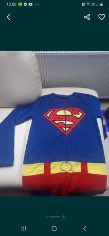 Pajac Strój  Superman Nowy M-L