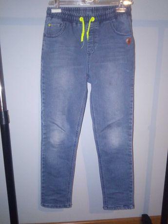 R146 Spodnie jeansowe z cocodrillo