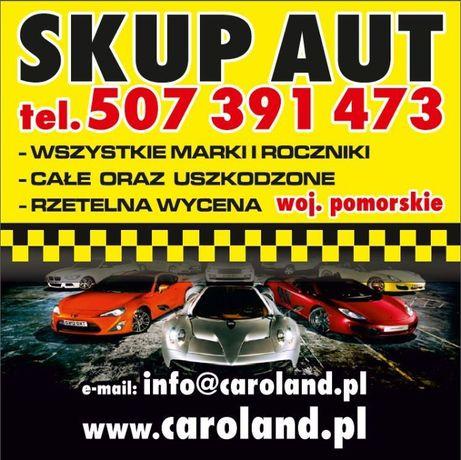 Skup Aut Gdynia Gdańsk Dojazd
