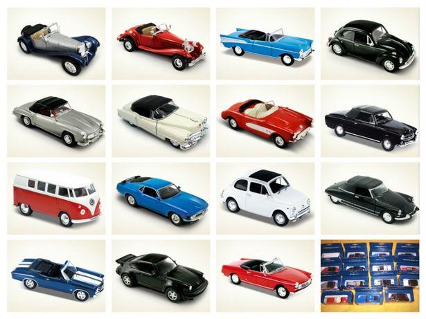 Colecção Completa Miniaturas Clássicas