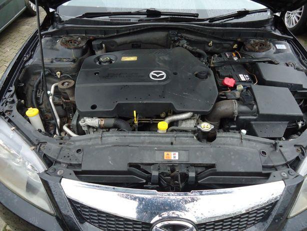 Motor Mazda 6 2.0 TD (RF7J) 143cv de 2007