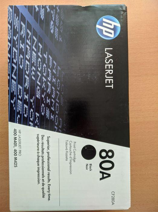 Картридж HP 80A цена 5000р. Донецк - изображение 1