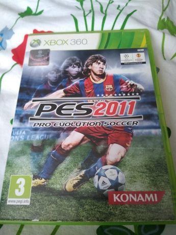 gra na xbox 360 Pes 2011 Pro evolution soccer