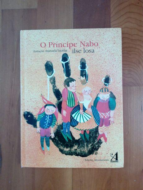 Livro de leitura obrigatória 5 ano - O Príncipe Nabo
