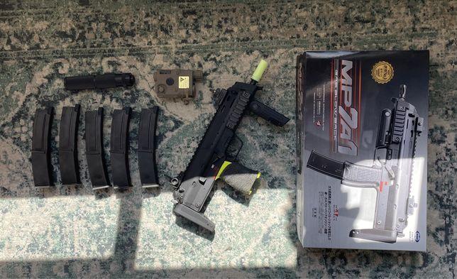 MP7 Tokyo Marui GBB - 5 mags novos (replica como nova)