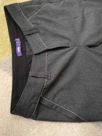 Mexx 36 S spodnie szare klasyczne eleganckie