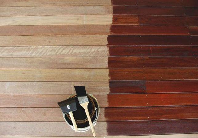 Oléo / Renovador para Madeira Exterior e Interior Deck