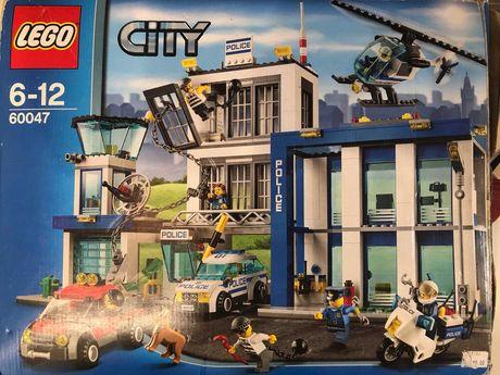 Продам набор  LEGO  Полицейский участок -бу.