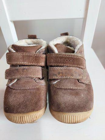Buty zimowe dziecięce Geox rozm. 23