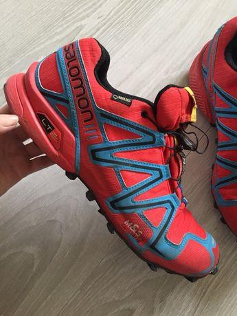 Термо кроссовки ботинки Salomon Ecco