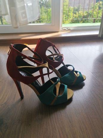 Sandałki roz. 37