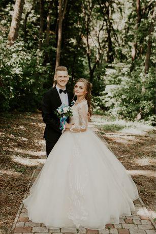 Свадебное/бальное платья