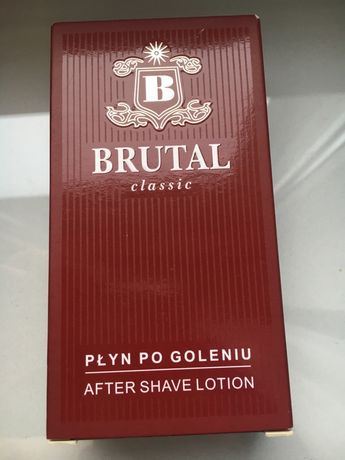 Brutal woda po goleniu