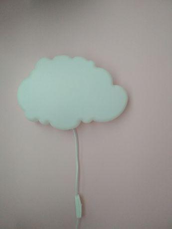 Lampka nocna chmurka Ikea
