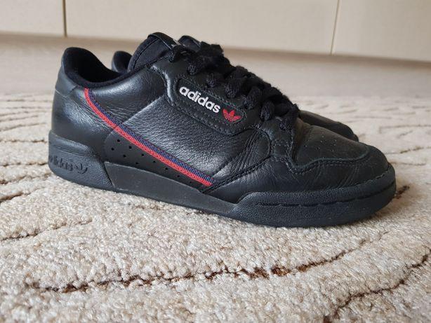 adidas continental 38 (устілка - 23.5) кроссовки