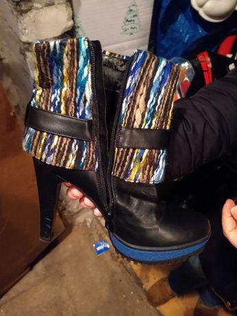 Buty na obcasie CCC rozmiar 36