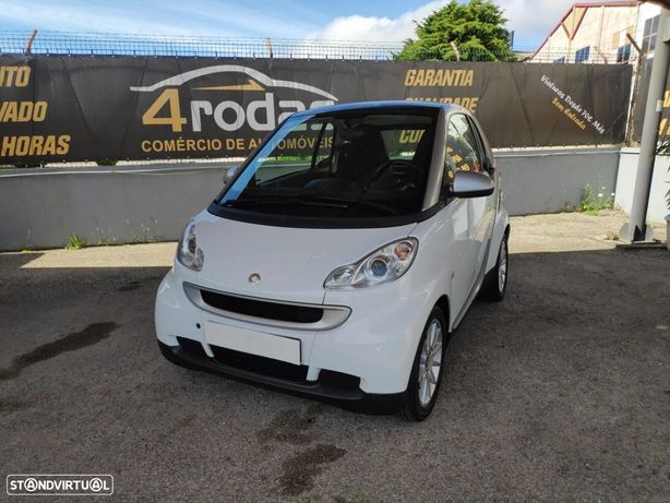 Smart ForTwo 1.0 mhd Passion 71