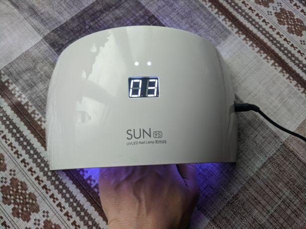 SUN 9S UV LED лампа для ногтей