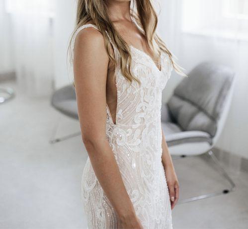 Suknia ślubna Laurelle model Valentina XS 34