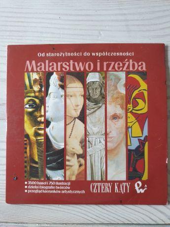 Malarstwo i rzeźba na CD materiały edukacyjne