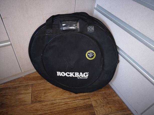 Rockbag pokrowiec na talerze perkusyjne