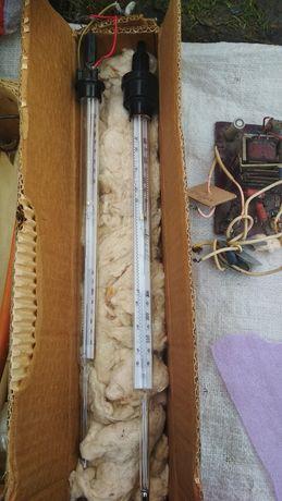 Термометр стеклянный ртутный электроконтактный ТПК