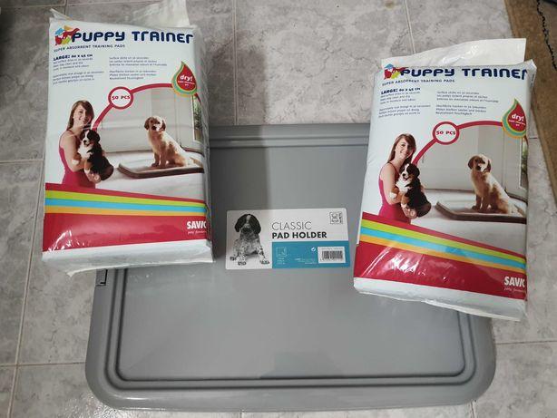 Resguardos SAVIC Puppy Trainer + Tabuleiro