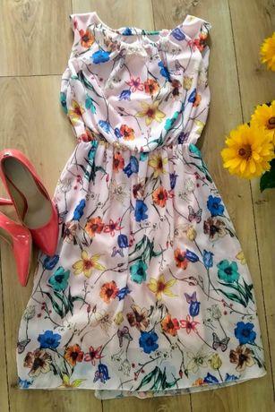 sukienka koktajlowa