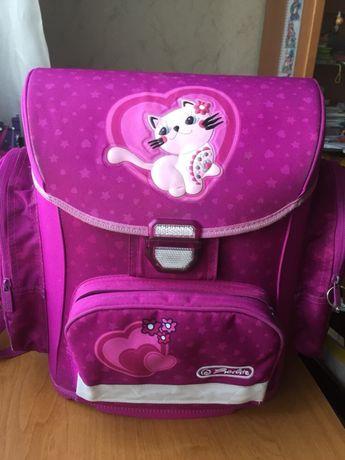 Продам рюкзак школьный для девочки Herlits