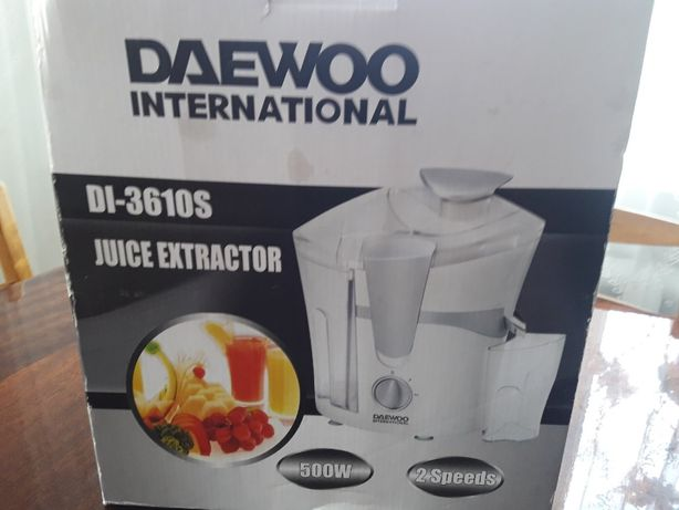 Соковижималка DAEWOO модель DI-3610S