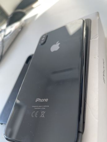 Iphone XS Max 512GB Space Grey STAN IDEALNY